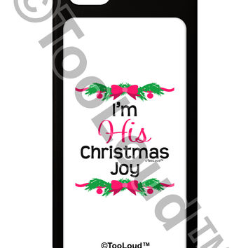 His Christmas Joy Matching His & Hers iPhone 5 / 5S Grip Case