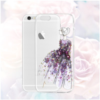 Fashion Modern Girls Silicone Case For Apple Iphone 6 6S 6Plus 5S SE For Samsung Galaxy S6 S6Edge S7 S7Edge S5 S4 S3 Back Cover