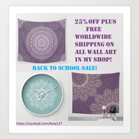 Back to School Sale Art Print by Lena Photo Art