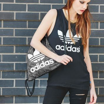 Adidas Originals Black Tank Top