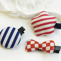 Cute Button Non-Slip Hair Clip for Babies & Girls Baby Hair Accessories