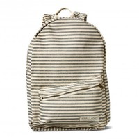 Gray Stripe Lucas Backpack