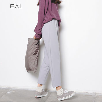 Plus Size Casual Pants [9022839367]
