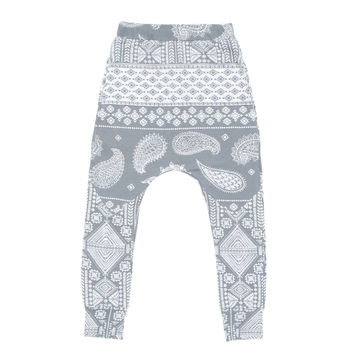 Children of the Tribe Paisley Slouch Pant