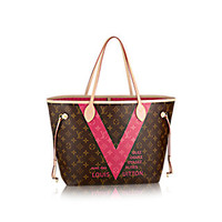 key:product_share_product_facebook_title Neverfull MM MONOGRAM V