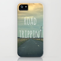 Road Trippin' iPhone & iPod Case by Ally Coxon