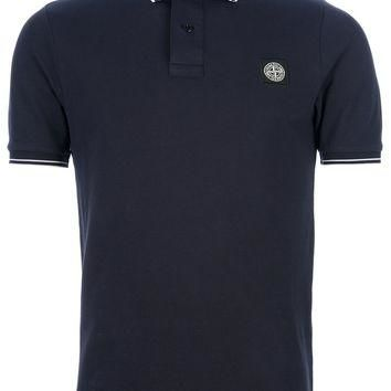Stone Island Fitted Polo Shirt