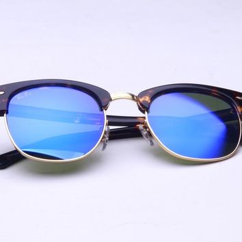 Ray Ban Clubmaster Sunglass RB 3016 114517