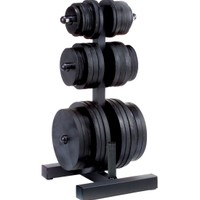 Body Solid WT46 Olympic Weight Tree - Dick's Sporting Goods