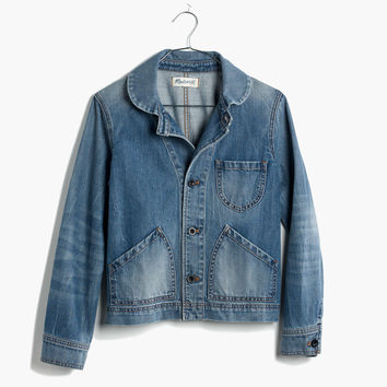 Joshua Tree Jean Jacket