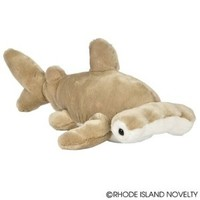 Heritage Hammerhead Shark Plush Stuffed Animal Toy 16""