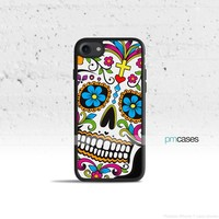 Sugar Skull Phone Case Cover for Apple iPhone iPod Samsung Galaxy S & Note