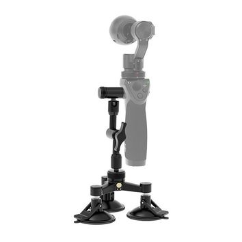 DJI Osmo accessories Osmo- Vehicle Mount & Bike Mount & Triple Mount Suction Cup Base & Articulating Locking Arm