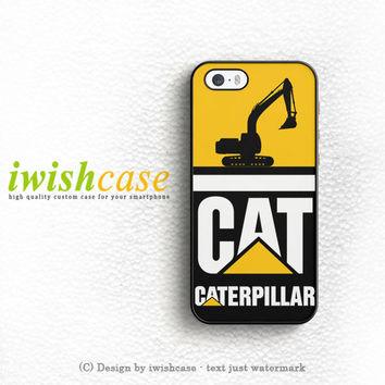 Caterpillar 1 Tractor Logo iPhone 5 5S 5C Case Cover