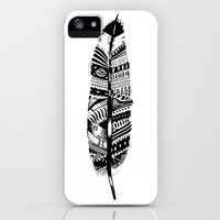 Feather time  iPhone & iPod Case | Print Shop