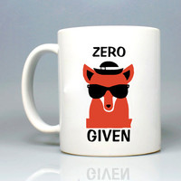 Zero Fox Given Mug Mc - Mug / Cup