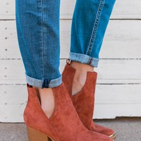Western Influence Booties