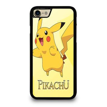 FUNNY CUTE PIKACHU POKEMON iPhone 7 Case