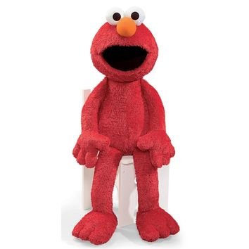 Giant Plush Elmo 41 Inch Jumbo Stuffed Animal by Gund