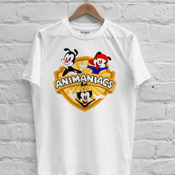 Animaniacs logo T-shirt Men, Women, Youth and Toddler