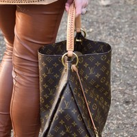 Louis Vuitton LV Monogram ARTSY MM