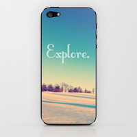 Explore iPhone & iPod Skin by Josrick | Society6