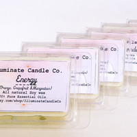 pick 3 variety pack wax melts|Wax Tarts| Handmade| Essential oils| Soy Wax| Gifts for her|