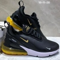 Nike Air Max 270 Leather running shoes-3
