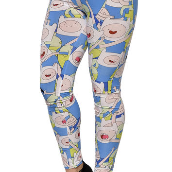 Adventure Time sleepy time leggings size medium