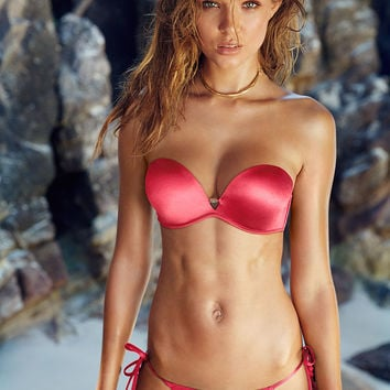 The Bombshell Add-2-Cups Push-Up Bandeau - Victoria's Secret
