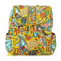 Vera Bradley Double Zip Backpack