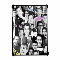 Dylan Obrien Collage 2 iPad Air Case