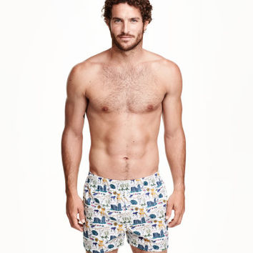 H&M 2-pack Boxer Shorts $14.99