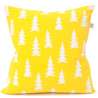 Gran Yellow Cushion Cover