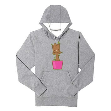 Dancing Groot hoodie heppy feed and sizing.