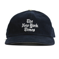 The New York Times Logo Cap
