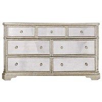 Borghese Mirrored 7 Drawer Chest | Mirrored Furniture | Furniture | Z Gallerie