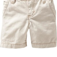 Twill Shorts for Baby