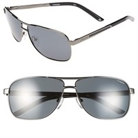 Men's Polaroid Eyewear 'X4411S' 63mm Aviator Sunglasses