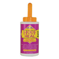 Hoof Heal 5-in-1 Hoof Care for Horses, Cattle, & Goats - Top Pick Thrush Product - 16oz.