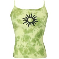 Black Sun - Juniors Tank Top