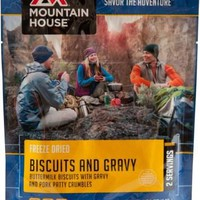 Mountain House Biscuits and Gravy - 2 Servings