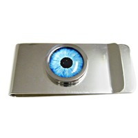 Blue Eye Design Money Clip