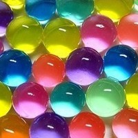 Mixed Colors Water Pearls:Amazon:Toys & Games