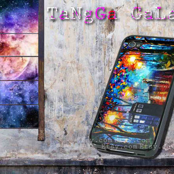 iphone case,tardis colorful painting,iphone 5 case,iphone 4/4s case,samsung s3,s4 case,accesories,cell phone,hard plastic.