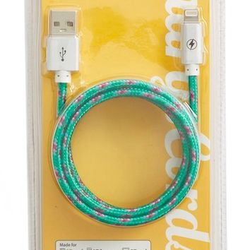 charge cords Lightning to USB Charging Cable (5 Feet)   Nordstrom