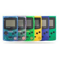 Limited Edition GB Boy Color Handheld Game Consoles Game Player
