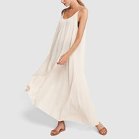 Tulum Cotton Maxi Dress