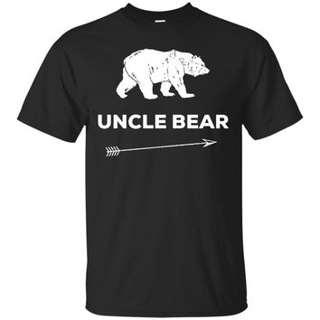 Uncle Bear T Shirt For Uncles