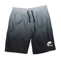 Nike: Track and Field Shorts (Gradient/Grey/White)